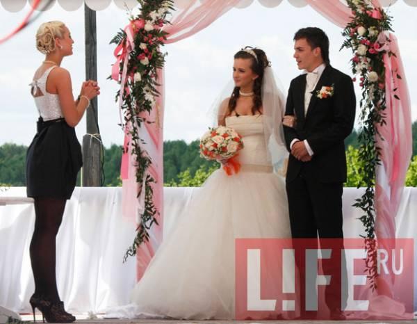 Свадьбы дома-2 все