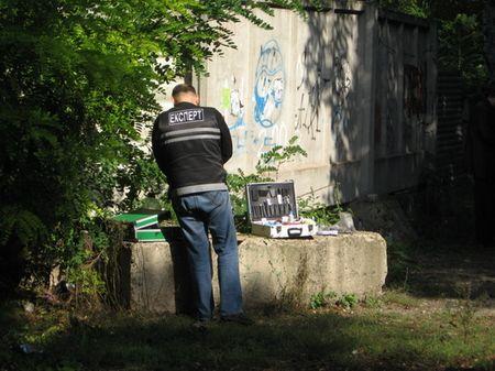 Убийство бездомных в Мариуполе