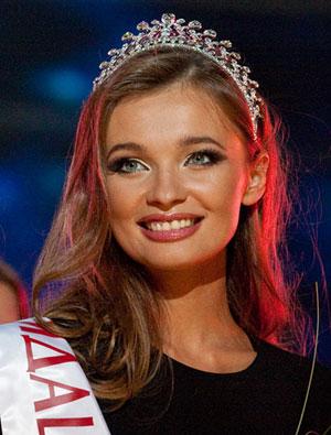Анна Пославская. Мисс Украина Вселенная 2010