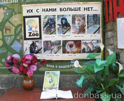 """Ялтинский зоопарк """"Сказка"""". Погибшие животные"""