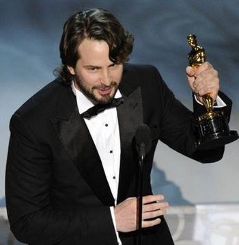 Оскар 2010 Марк Боал