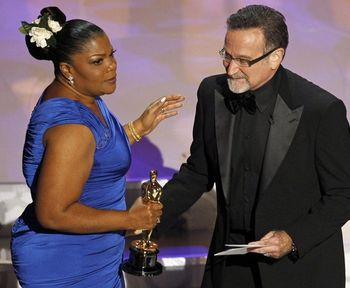 Оскар 2010 Мо'Ник