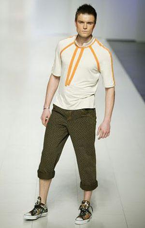 Мужская мода - 2010.