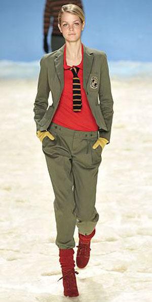 Женская мода - 2010.