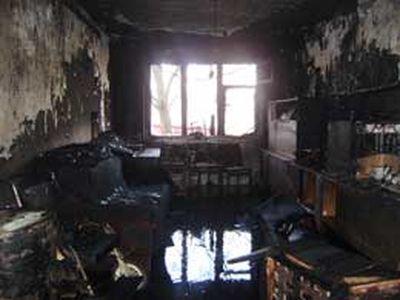 Пожар в Кременчуге