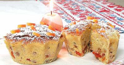 кекс пасхальный царский рецепт с фото