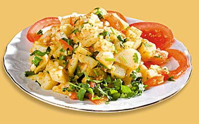 Алу салат