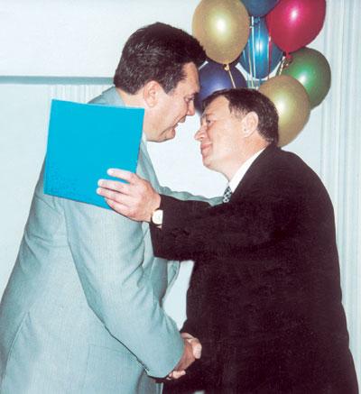 Янукович и Бриж