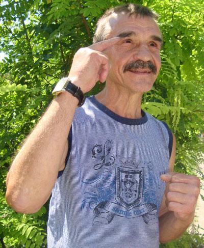 Виктор Мирошниченко, боксер. Призер Олимпиады-80