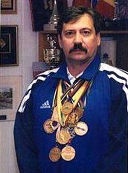 Александр Сидоренко, участник Олимпиады-80 по комплексному плаванию
