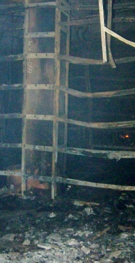 Пожар в ночном клубе Шоколад