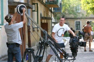 Съемки кино в Мариуполе