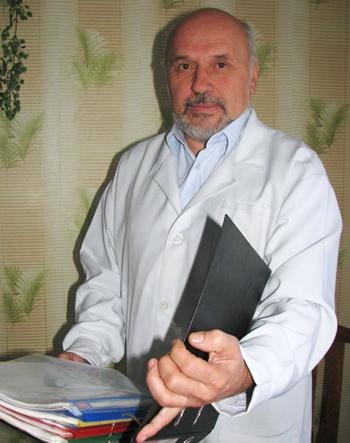Нарколог Александр Стрижаков