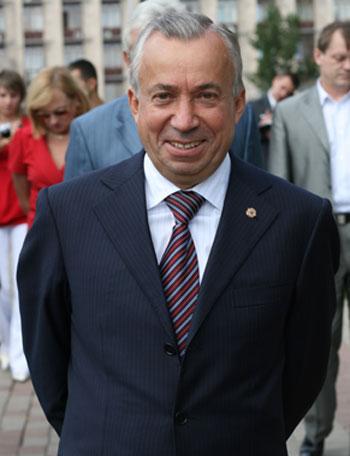 Мэр Донецка Александр Лукьянченко