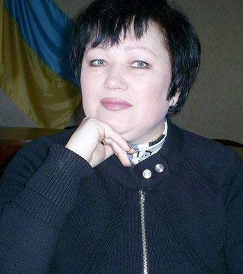 Людмила Галкина, кандидат в мэры Часов Яра
