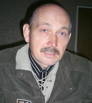 Василий Левченко, кандидат в мэры Часов Яра