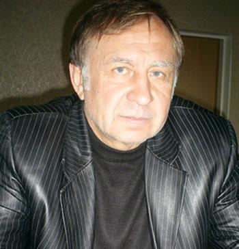 Валентин Лихолет, кандидат в мэры Часов Яра