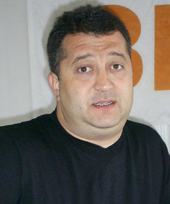 Руслан Макарович, кандидат в мэры Часов Яра