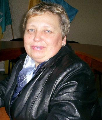 Ольга Опанасенко, кандидат в мэры Часов Яра от Партии регионов