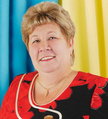 Лариса Лялюева, кандидат в мэры Селидова