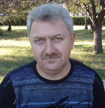 Валерий Латынин, кандидат в мэры Селидова