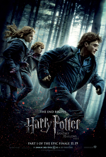 Гарри Поттер. Постер