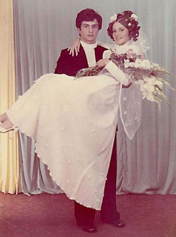 1979 год. Благодаря Александру Юлия стала Тимошенко.