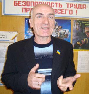 Конструктор был, конечно, хорош! Но я всегда мечтал стать шахтером, - уверяет Николай Жауров.