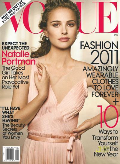 Натали Портман в Vogue