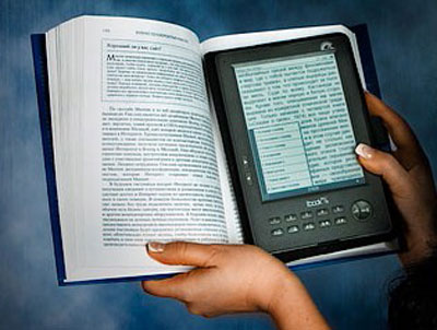 Такая электронная книга порадует подростков и не только.