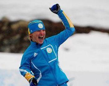 Александра Кононова: Олимпийские боги тоже любят троицу.