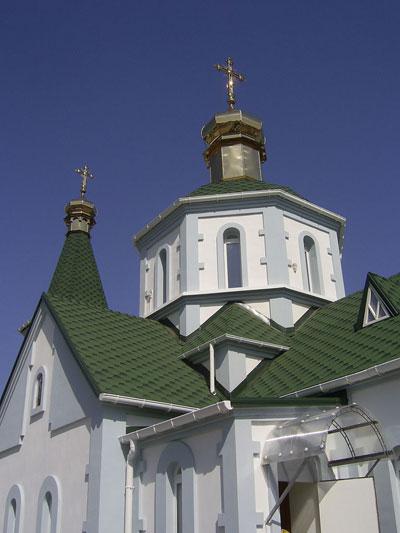 собор в честь Рождества Пресвятой Богородицы в с. Закотное Краснолиманского района