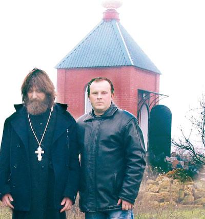Федор Конюхов священник