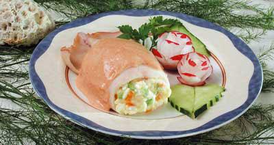 рецепт-кальмары фаршированные