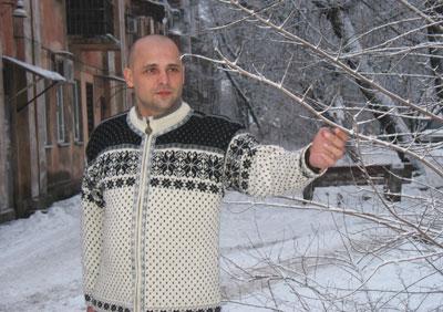 Юрий Чистяков: В Крещение природа приобретает особую силу, а вода становится живой.
