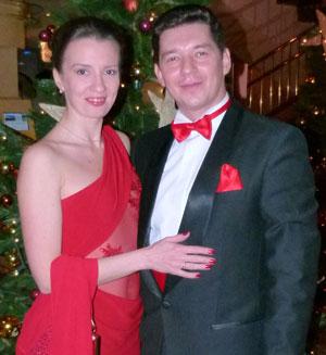 Ведущий актер Донецкого драмтеатра Андрей Романий