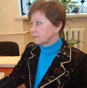 Директор Государственного архива Донецкой области Надежда Буценко