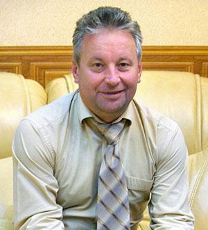 Городской голова города Северска в Артемовском районе Александр Гура
