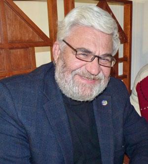 Экс-мэр Славянска Анатолий Левит