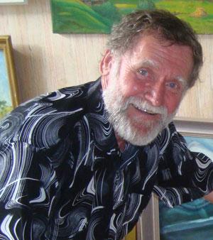 Донецкий живописец, график, член Национального союза художников Украины Виктор Семисенко