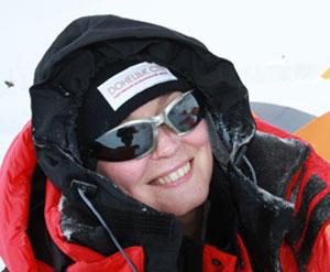 Самая экстремальная женщина Донбасса - первая украинка, поднявшаяся на высшую точку Антарктиды - пик Винсон (всего на ее счету более сотни восхождений, в том числе на пять из семи самых-самых вершин континентов) Елена Выблова