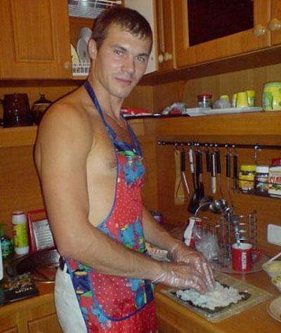 Владимир Лукьянченко серьезно настроен на суши.