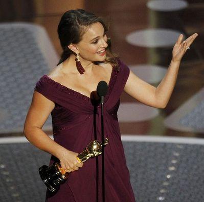 Оскар-2011. Натали Портман