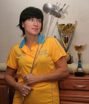 Алла Горлина уже с лицензией Лондона-2012, Дмитрий Мазуров поборется за путевку на Паралимпиаду в январе