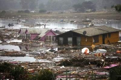 Землетрясение в Чили, 2010