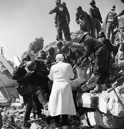 Землетрясение в Марокко, 1960