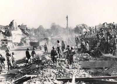 Землетрясение в Пакистан, 1936