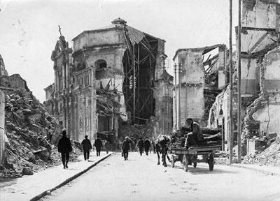 Землетрясение в Италия, 1908