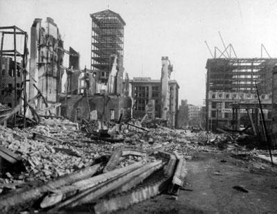 Землетрясение в США, 1906