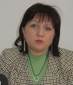 Заведующая отделом особо опасных инфекций Донецкой облСЭС Галина Коломойцева.